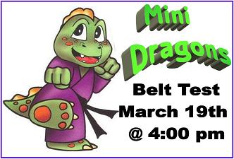 mini dragon belt test